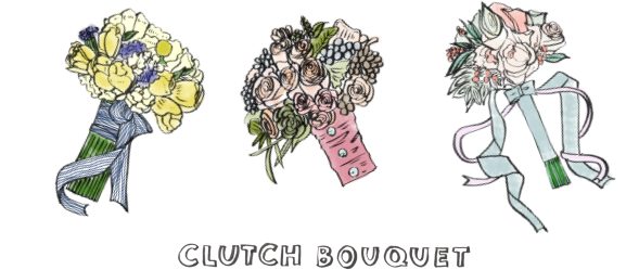 CLUTCH BOUQUET